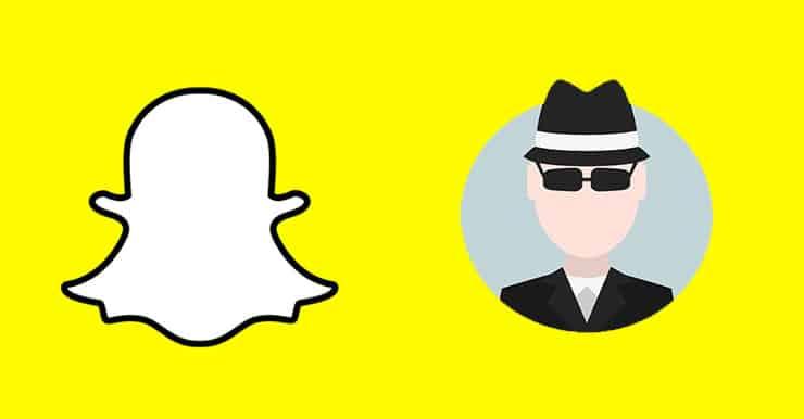 espionner un compte snapchat